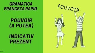 Conjugarea verbului POUVOIR (a putea) - indicativ prezent - Gramatica franceza (2018)