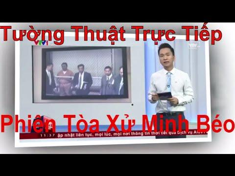 Tường Thuật Trực Tiếp :Phiên tòa kết tội Minh Béo 16/4/2016 Tin mới nhất về Minh Béo