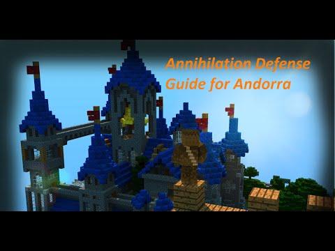 Annihilation - Andorra Defense Guide