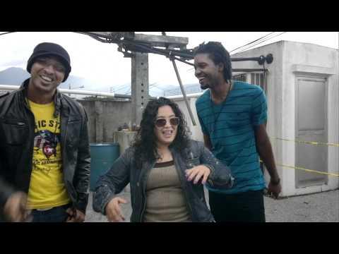 Ruth Vega, Positive, DJ Nicholas before Shock Revo...