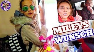 MILEYS WUNSCH wird erfüllt - Ab ins AUSLAND - Family Fun