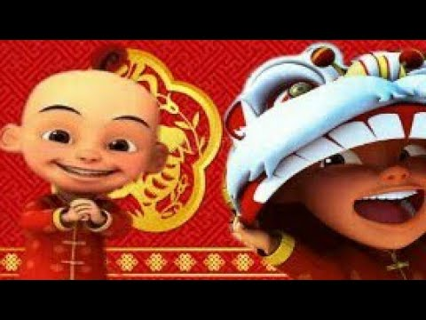 Lagu Imlek 2018 Baru 恭喜发财 | Upin Ipin New Year Kids Song | Remix ~ Happy New Year 2018 新年快樂