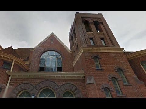 Abandoned Church School turned HERION DEN URBEX HAZLETON PA 18201
