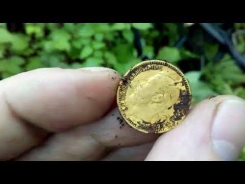 Как продать золотую монету николая 2