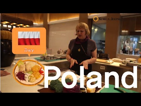 [COOKING WITH HER EXCELLENCY, Poland] 폴란드 편(eng)