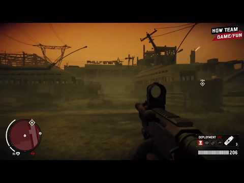 Homefront  The Revolution Nuclear Power Plant Mission