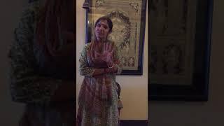 Singer Anuradha Sriram endorsing Give a Brick run🏃
