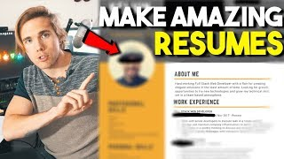 How to Make an AMAZING Software Development Resume - Reviewing your submissions