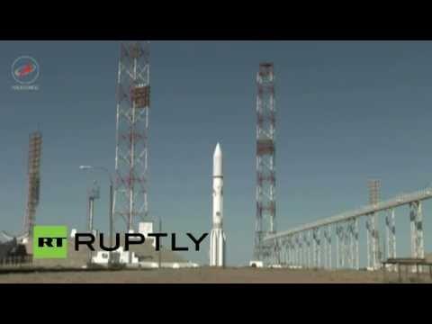 LIVE: Proton rocket to launch Immarsat satellite