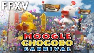 Final Fantasy XV - FR    Carnaval Kupo-Kwéh 1 ( PS4 Pro )