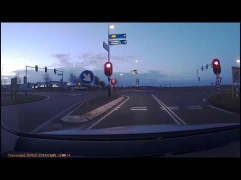 Schouwen-Duiveland to Amsterdam 05-03-2017