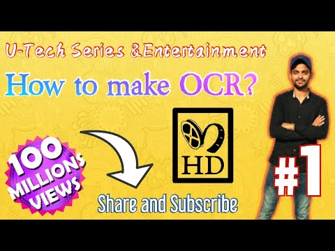 how-to-make-ocr-by-using-camscanner- -convert-text-into-doc-file- -u-tech