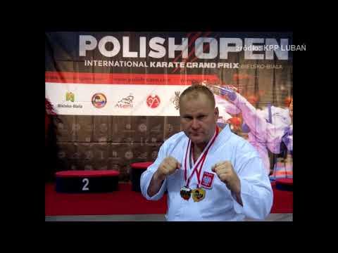 Wicemistrz międzynarodowego turnieju karate