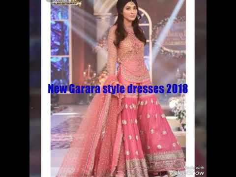 Garara style dress