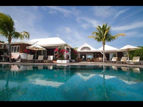 WIMCO - St. Barts Villa Harbor Crest House located in Gustavia