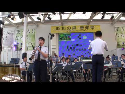 I Could Have Danced All Night from My Fair Lady - Japanese Air Force Band