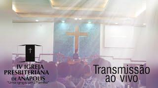 CULTO DE CELEBRAÇÃO 08/11/2020