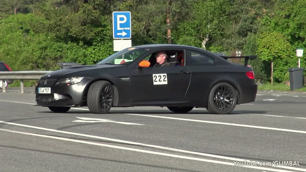 Matte Black Bmw M3 Gts Limited Edition 1 Of 150 Youtube