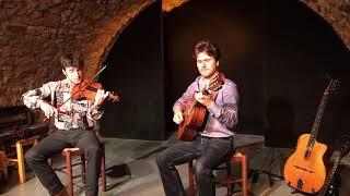 Zapętlaj Piesă concertantă - Duo Mierlitsa | Jean-Christophe GAIRARD
