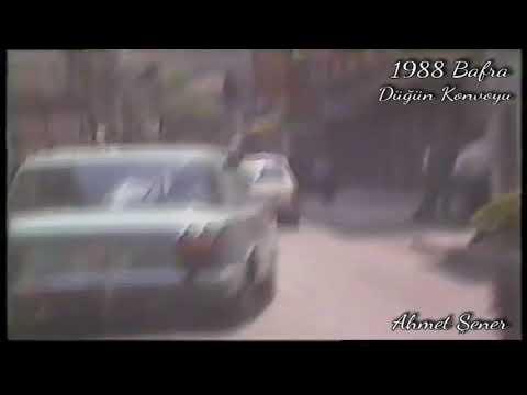 1988-Bafra Düğün Konvoyu Part-1 (Ahmet Şener)
