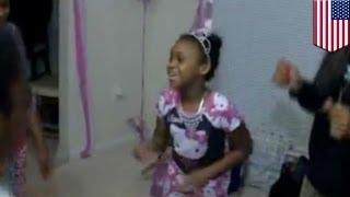 Папаша-расист не разрешил дочке пойти на день рождения к чёрной подружке