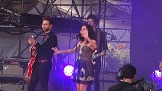 Olivia Ruiz - La Femme Chocolat (Live @ Musilac 2017)