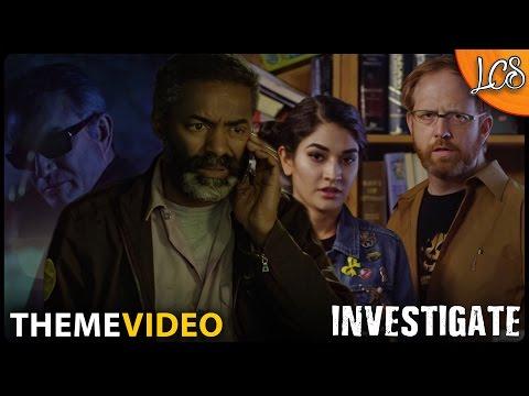 INVESTIGATE - Loot Crate April 2017 Theme Video
