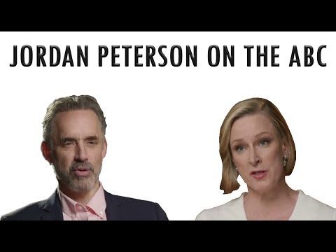 Jordan Peterson on the 7:30 report