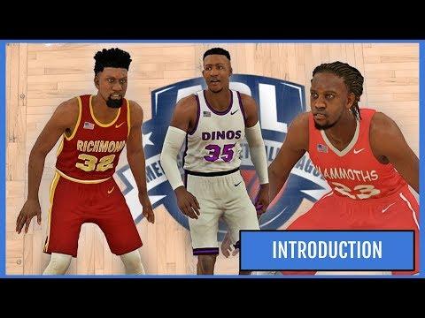 NBA 2K18 American Basketball League - A Brand New Custom League!!!   Ep.1