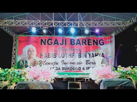 Ngaji Bareng Habib Luthfi Bin Yahya Misik Sukolilo Pati
