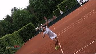 1. BL Tennis Damen | TC 1899 BW Berlin vs. TEC Waldau Stuttgart - 03.06.2017