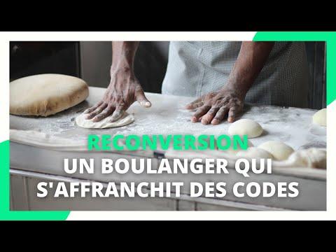 Reconversion : un boulanger qui s'affranchit des codes