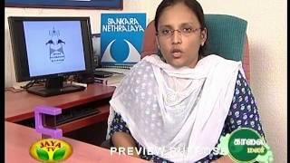 Ms.Jameel Rizwana speaks on Binocular vision disabilities in children with special needs