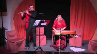 "Galina Grigorjeva ""Quasi niente"" Version for flute and kannel"