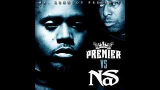 DJ Premier vs. Nas FULL MIXTAPE 2014 [HD]