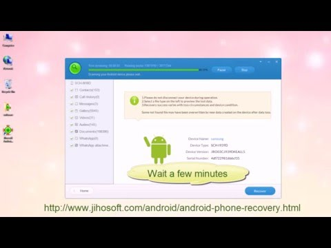 How to Recover Data after Factory Reset Samsung Galaxy? from YouTube · Duration:  1 minutes 18 seconds