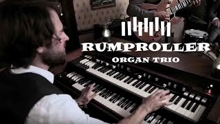 Rumproller Organ Trio Live at Sassafras Saloon, Hollywood