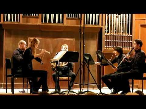 Моцарт Вольфганг Амадей - Дивертисмент № 8 для духовых фа мажор
