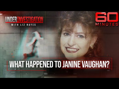 Shocking small town murder: what happened to Janine Vaughan? | Under Investigation