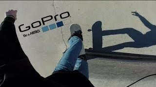 GoPro First Person View Skateboarding