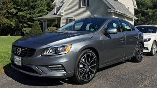 6 MONTH UPDATE - 2017 Volvo S60 T5 AWD