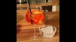 Aperol Spritz Rezept-Aperitif-Aperol Spritz-Aperitif Rezept Aperol Spritz-Cocktail selber mixen
