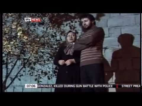 Iran TV shows stoning woman, Sakineh Mohammadi Ashtiani, recreate murder - 11 Dec. 2010