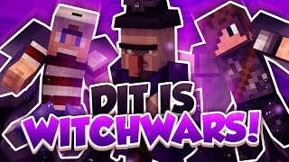 DIT IS WITCHWARS!