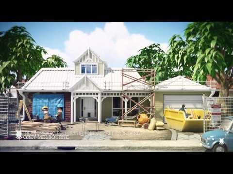 XYZ Studios - Commercial Animation 2012 Showreel - Australia Melbourne