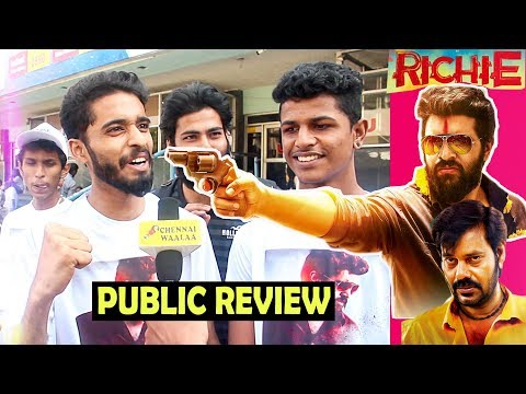 Richie Tamil Movie Public Review | Nivin Pauly, Natty | Tamil Audience Not Satisfied?