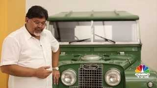 Collector: Mr. Viveck Goenka and his Land Rovers