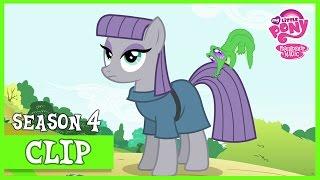 The Mane 5 Meet Maud Pie (Maud Pie) | MLP: FiM [HD] thumbnail