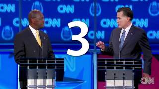 Ten GOP WTF Debate Moments