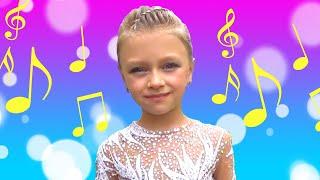 ВЛОГ Видео для детей Едем на соревнование по рок н роллу Ярослава танцует